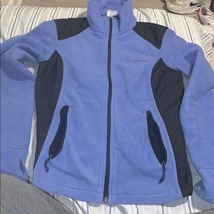Lavender Columbia Sweater